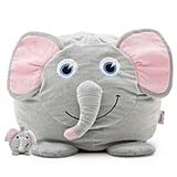 Emerson the Elephant Bean Bag, ($59)