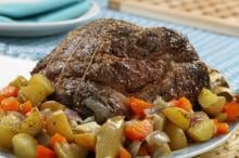 Simple, Make Ahead Pot Roast