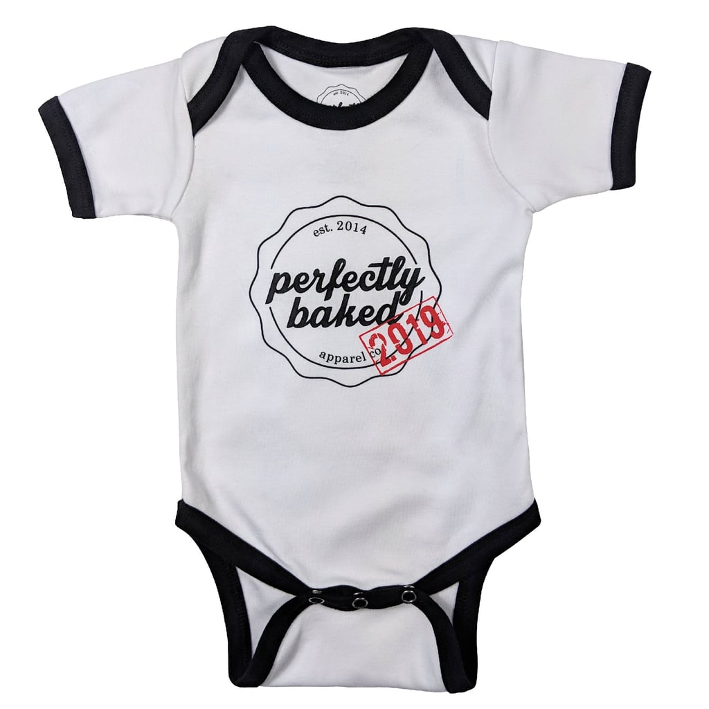 Perfectly Baked 2019 Onesie