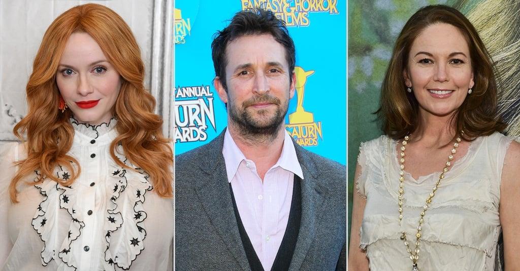 The Romanoffs Amazon TV Show Cast