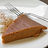 Slow-Cooker Pumpkin Pie