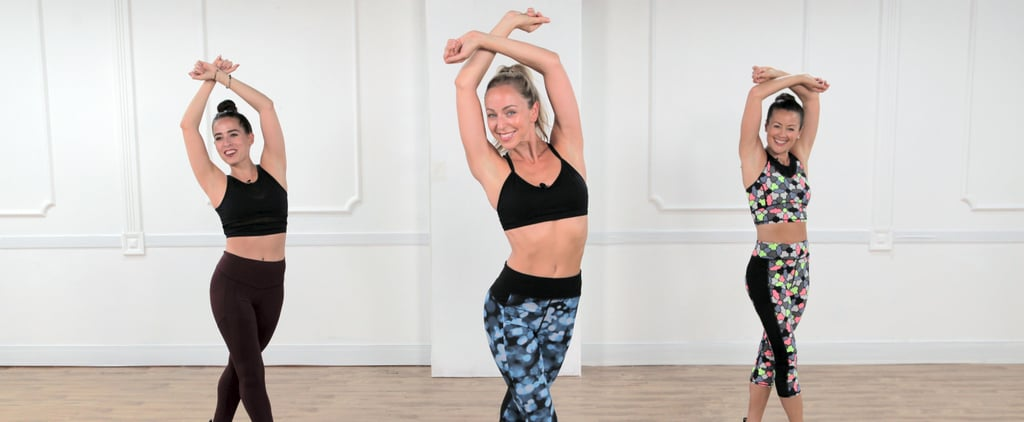 The 30-Minute Dance-Cardio Workout That Models Love