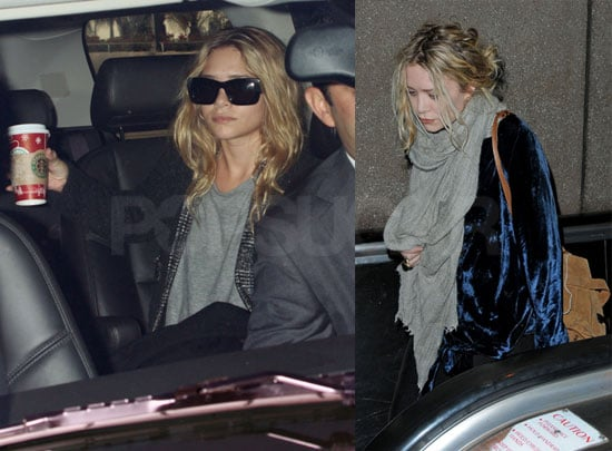 Photos of Mary-Kate and Ashley Olsen at LAX, How to Buy Mary-Kate's Samantha Who Outfit