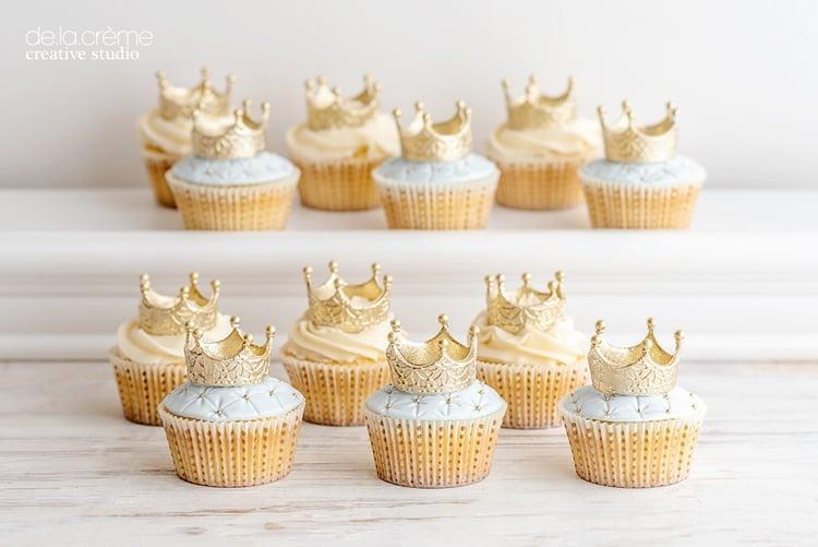 Royal Prince Baby Shower Cake Popsugar Moms Photo 5