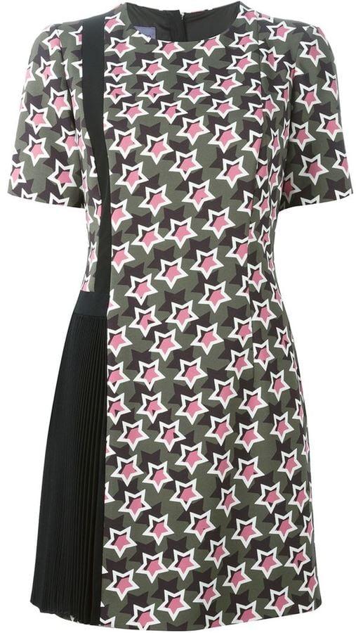 Emanuel Ungaro Star Print Dress ($1,338)