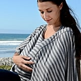 Dria Cover Oslo Striped Nursing Cover ($80)