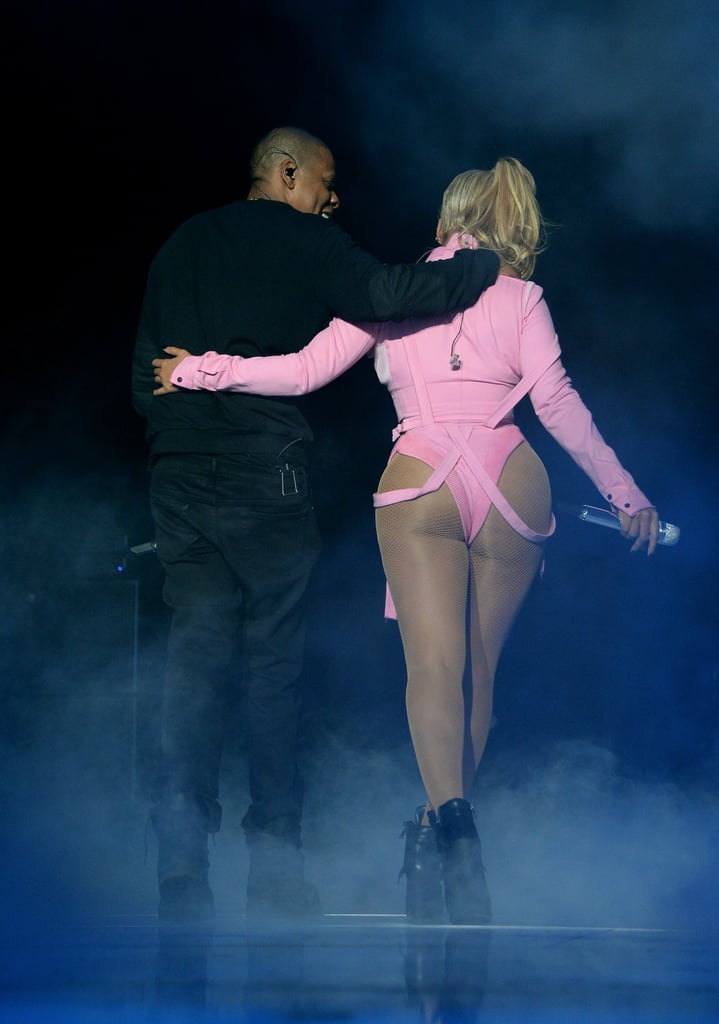 Beyonce at Tidal Concert in NYC October 2015