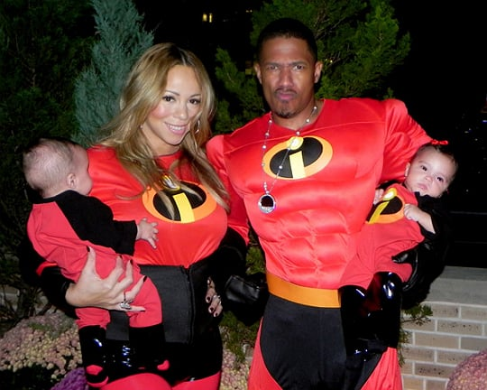 Mariah Carey and Her Family as the Cast of The Incredibles  sc 1 st  popsugar uk & Mariah Carey and Her Family as the Cast of The Incredibles ...