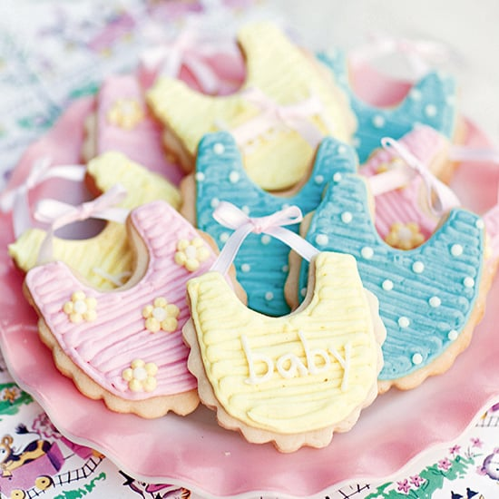 vintage themed baby shower popsugar moms