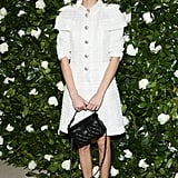 Alexa pulled off this ladylike Chanel total look for a benefit at the Museum of Modern Art in New York.