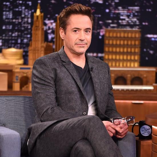 "Robert Downey Jr. on His Interview Walkout: ""I Just Wish I'd Left Sooner"""
