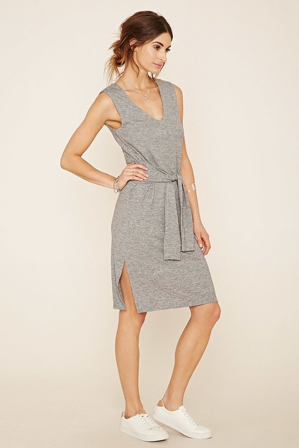 A Casual but Stylish Dress You Can Throw On and Go