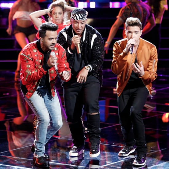 "The Voice ""Despacito"" Performance May 2017"