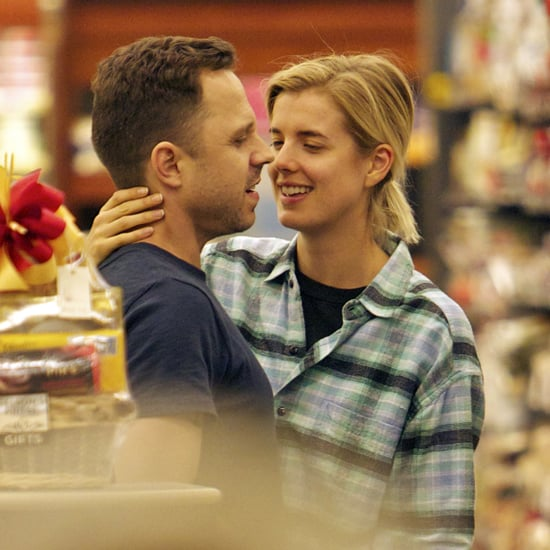 Agyness Deyn and Giovanni Ribisi Kissing Pictures