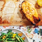Cedar-Plank Salmon Recipe