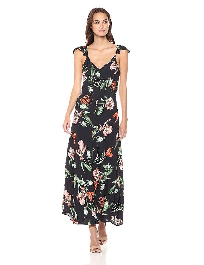 Astr the Label Florentina Floral Print Maxi Dress