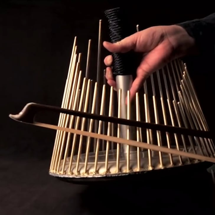 Instrument That Makes Horror Movies Scary Video