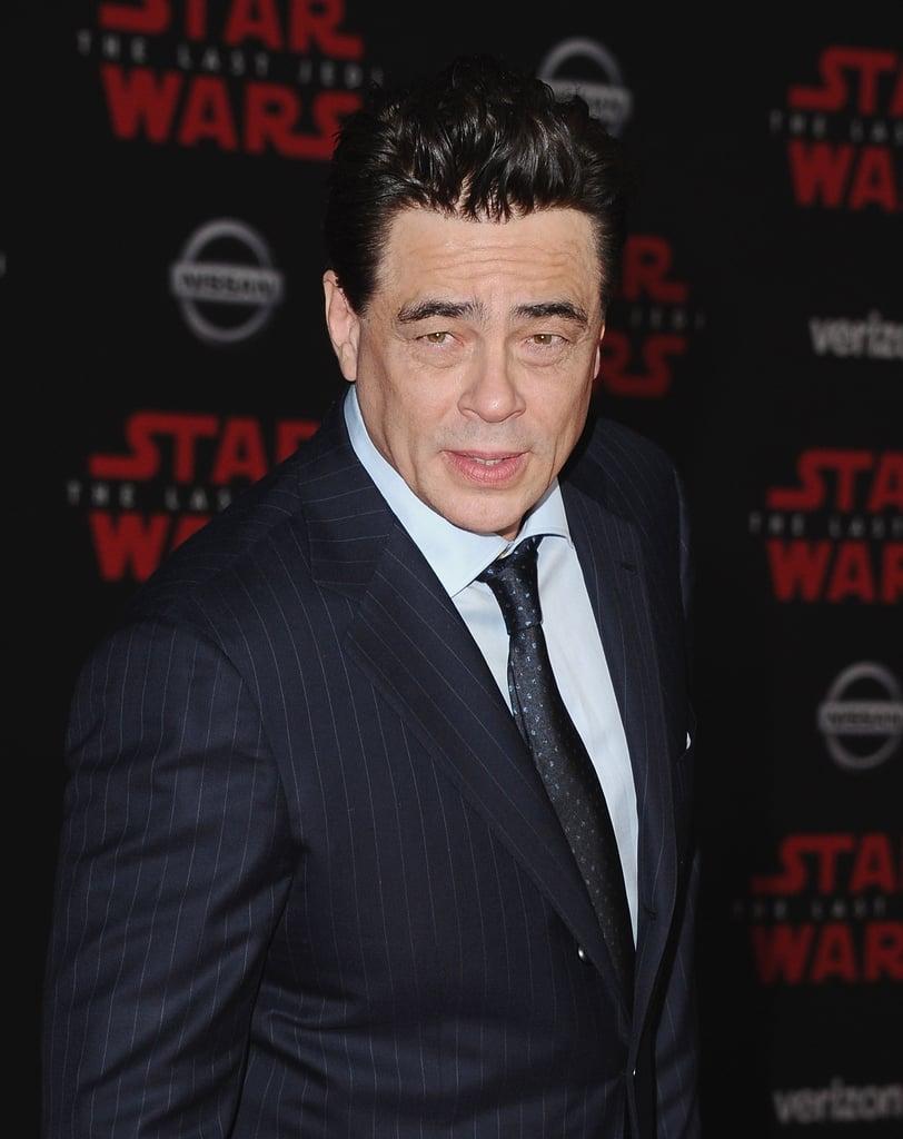 Pictured: Benicio Del Toro