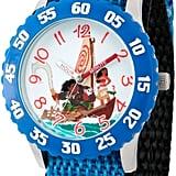 Disney Moana Blue Strap Watch