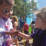 Disney Employee's Simple Act of Kindness For 2 Girls With Special Needs