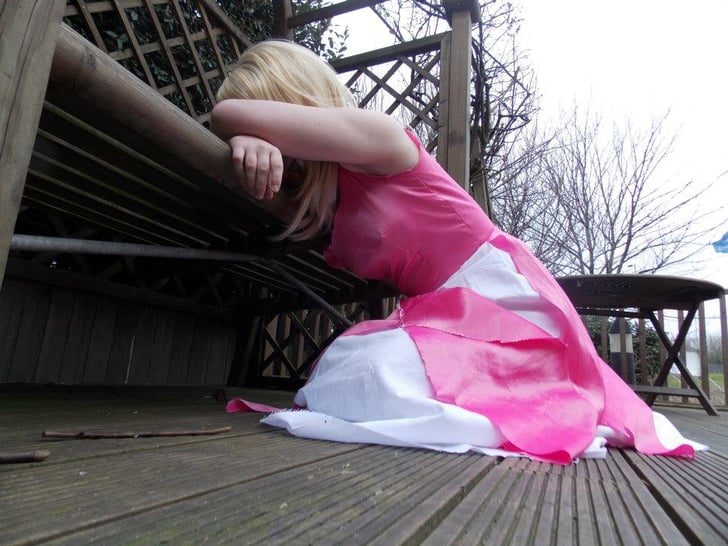 Sad Cinderella | 25 Magical Cinderella Halloween Costumes ...