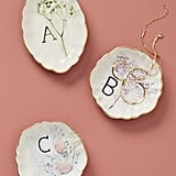 Botanical Monogram Trinket Dish