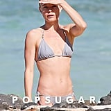 Kate Bosworth on the Beach in Hawaii March 2016