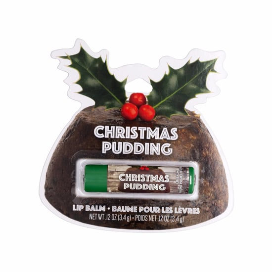 Christmas Pudding Lip Balm