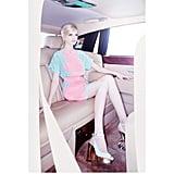 Jill Stuart Spring 2012 Ad Campaign