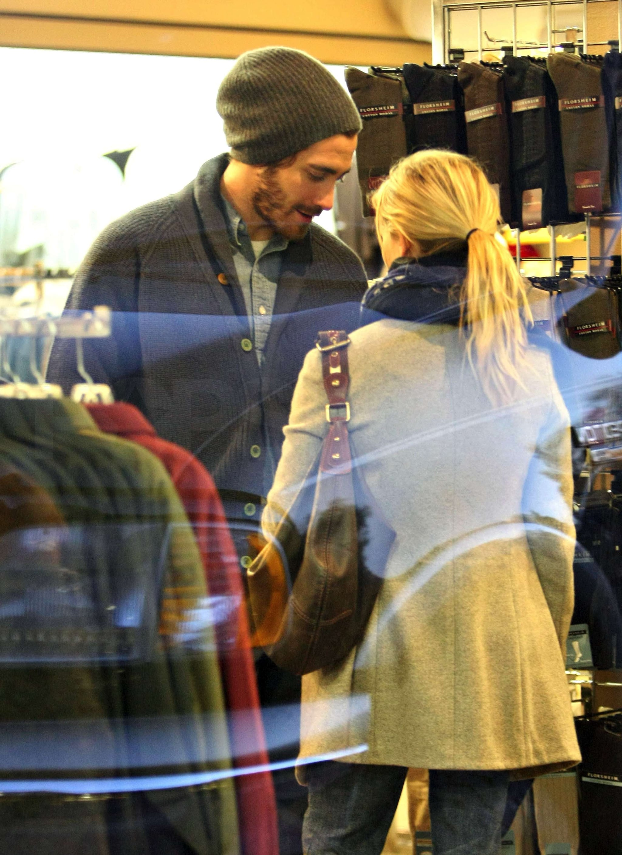 Photos Of Reese Witherspoon And Jake Gyllenhaal In Ojai