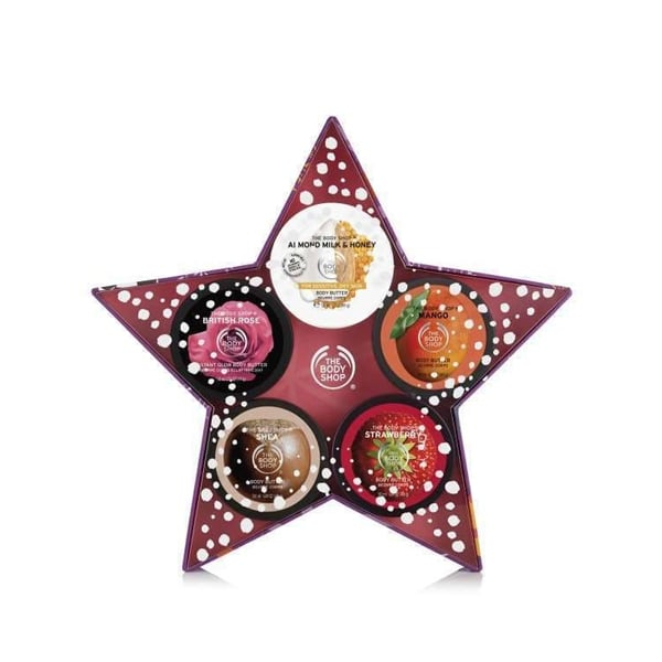 The Body Shop Body Butter Stars of The Forest ($40)