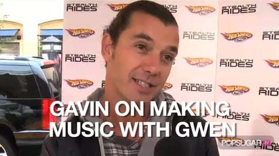 Video of Gavin Rossdale Talking About Making Music With Gwen Stefani 2010-10-07 16:18:11