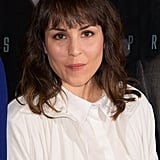 Noomi Rapace at the Prometheus premiere in Paris.