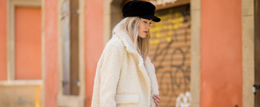 10 Incredible Teddy Coats You'll Want to Live in This Winter — All Under $52