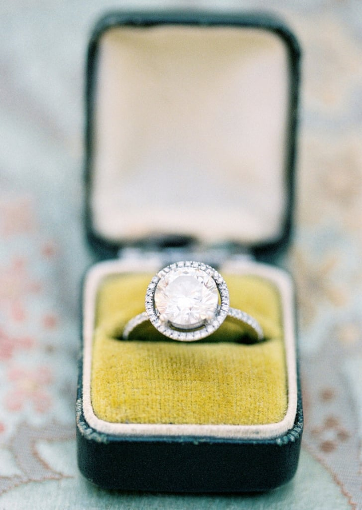 7 ring in ring box wedding accessories photo ideas