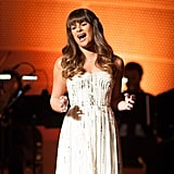 And when she performs with the best of the best at NYADA, there's no question — Rachel Berry really is a star.