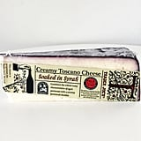 Trader Joe's Creamy Toscano Cheese Soaked in Syrah ($8/pound)