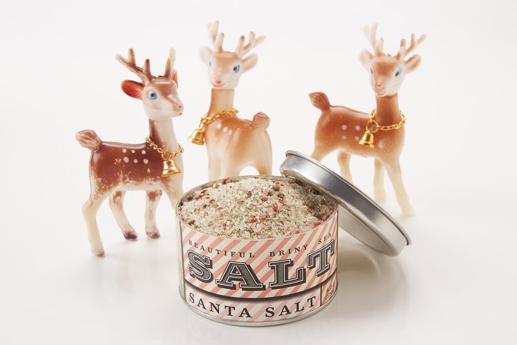Beautiful Briny Sea Salts and Sugars