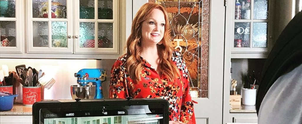 ZOMG, Ree Drummond Just Revealed Her Kitchen — and It's Gorgeous