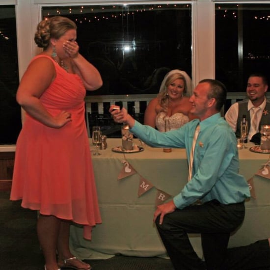 Is It OK to Propose During a Wedding?