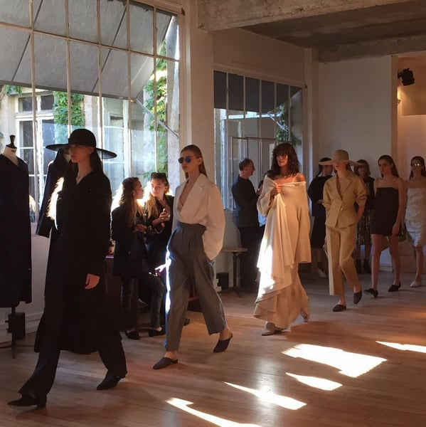 The Row Presentation Spring 2016