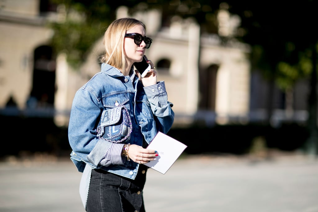 Paris Fashion Week Street Style Spring