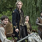 Bash and Francis From Reign