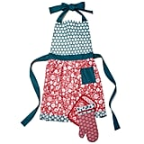 The Pioneer Woman Bandana Apron, Oven Mitt and Pot Holder Set ($13)