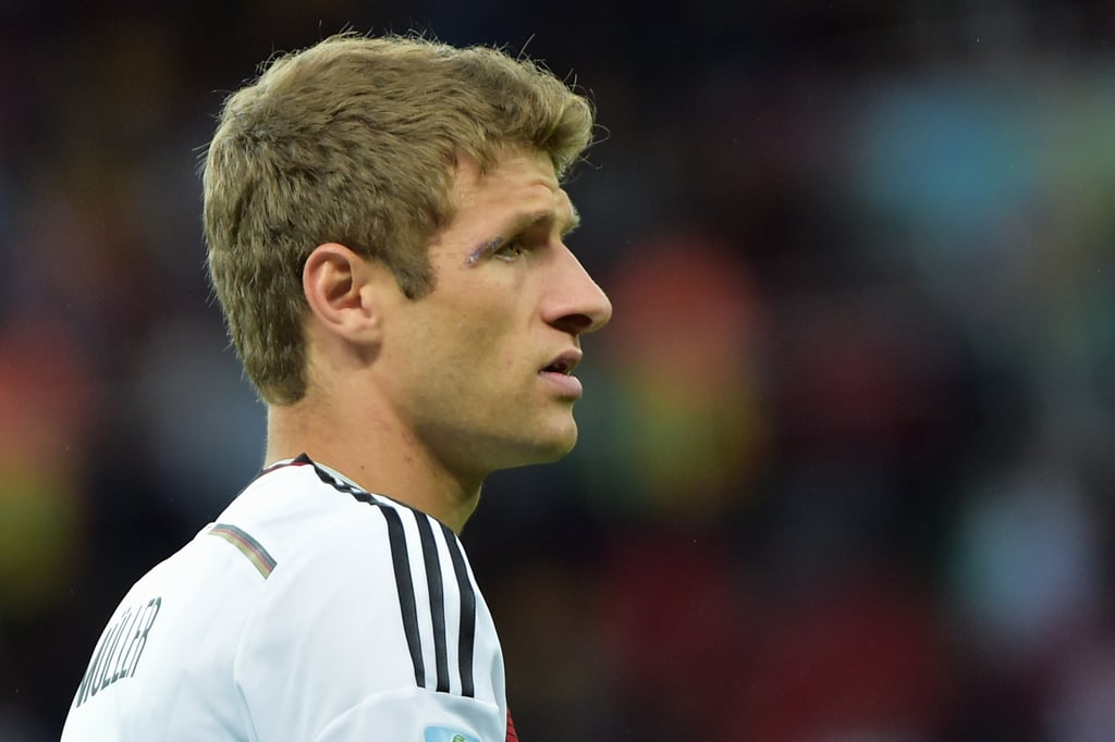 Germany: Thomas Müller