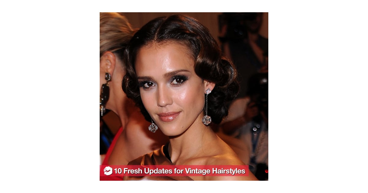 Hairstyles Updates: Updated Vintage Hairstyle Ideas 2011-04-15 06:00:00