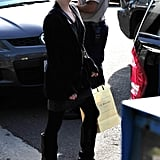 Reese Witherspoon Takes Care of Business and Maybe Water For Elephants Reshoots