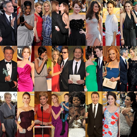 SAG Awards 2012 Pictures