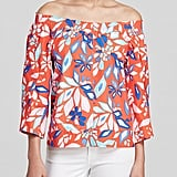 Diane Von Furstenberg Off-the-Shoulder Top