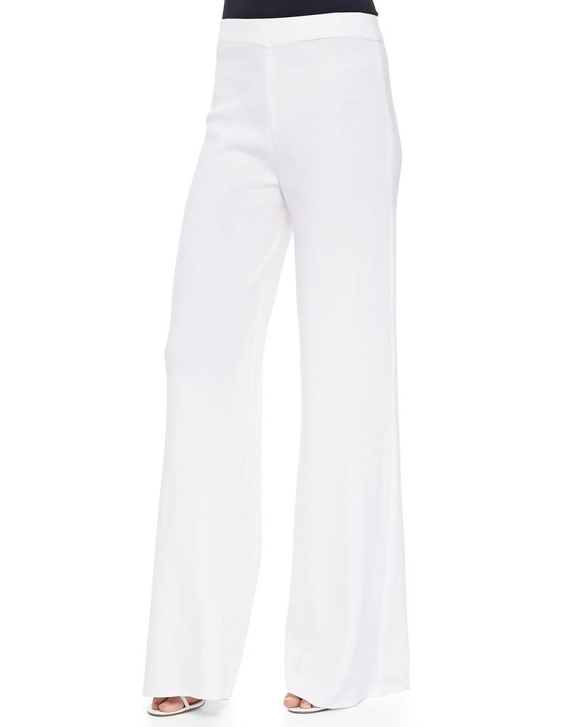 Misook Plus Size Wide-Leg Pants